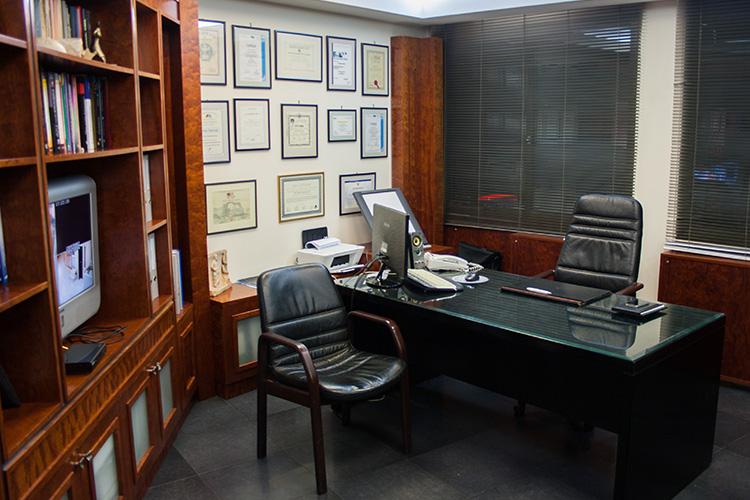 γραφείο γιατρού