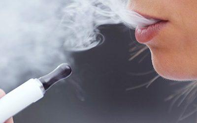 ηλεκτρονικά τσιγάρα - υγεία στόματος